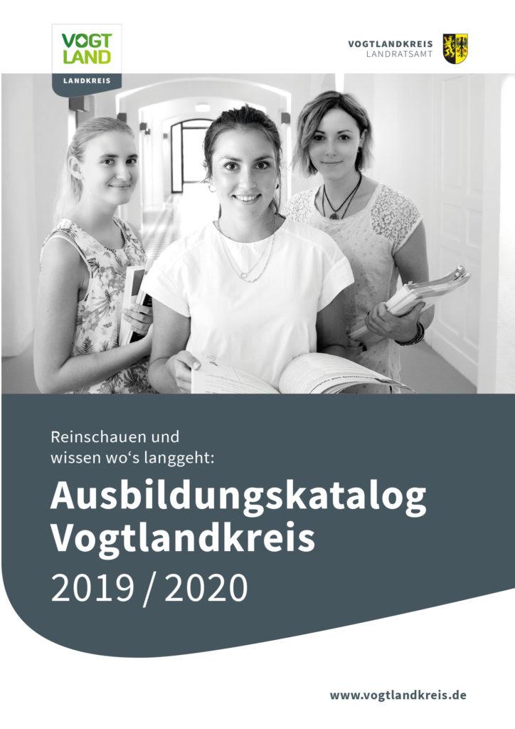 Ausbildungskatalog des Vogtlandkreises